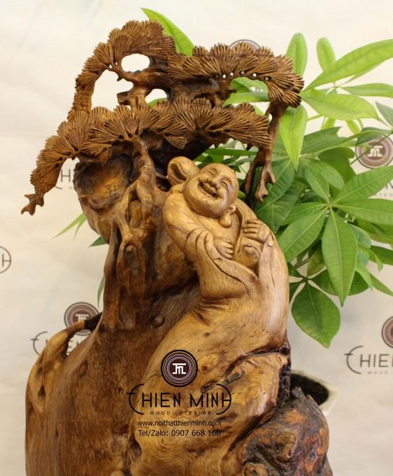 Tượng Phước Lộc Thọ TPTM 11- cao 40cm
