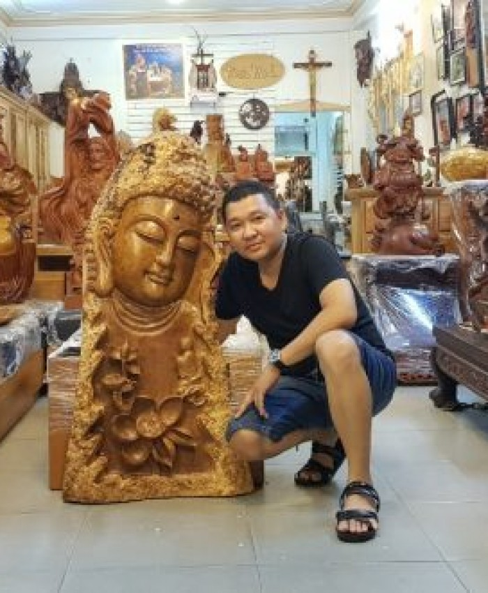 Tuong Phat Phong Thuy Thien Minh A