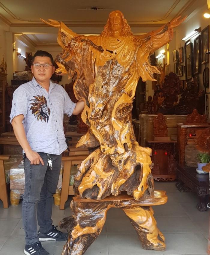 Tuong Chua Len Troi 07