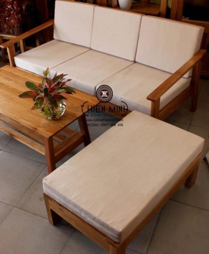 Sofa Nem Go Soi Chau Au