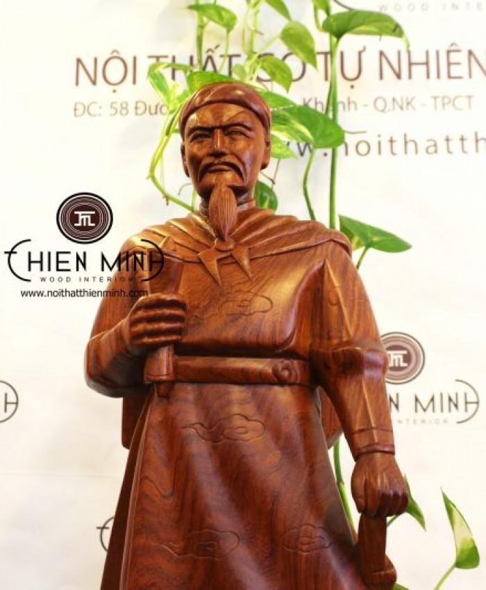 Tuong Go Tran Hung Dao