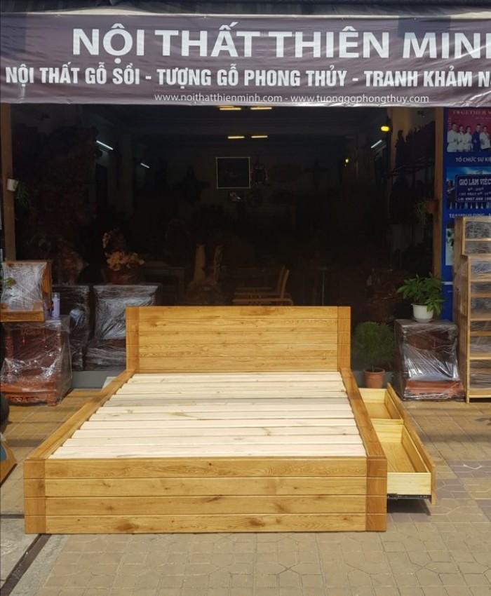 Giuong Nhat Go Soi Chau Au