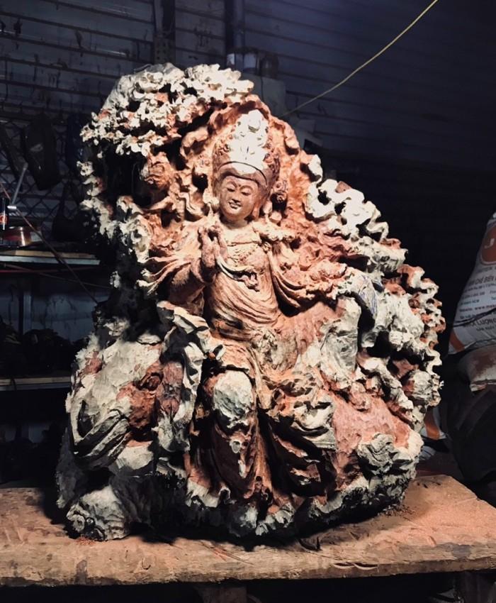 Tuong Phat Quan Am Nu Huong A