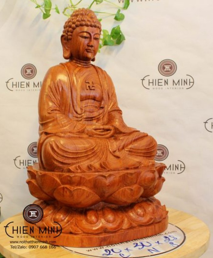 Tuong Phat Thich Ca Phong Thuy