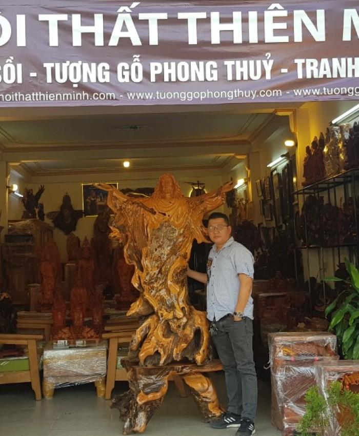 Tuong Chua Len Troi 05