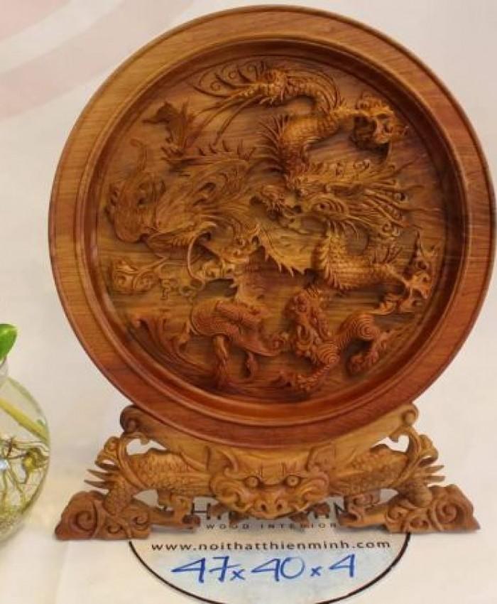 Tranh Tu Linh Phong Thuy