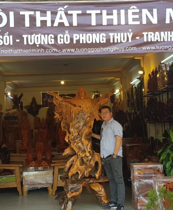 Tuong Chua Len Troi 04