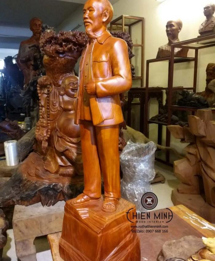 Tuong Chu Tich Ho Chi Minh B