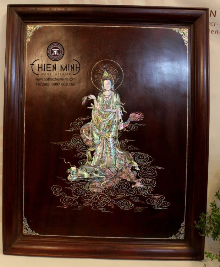 Tranh Kham Nghe Thuat Phat Ba A