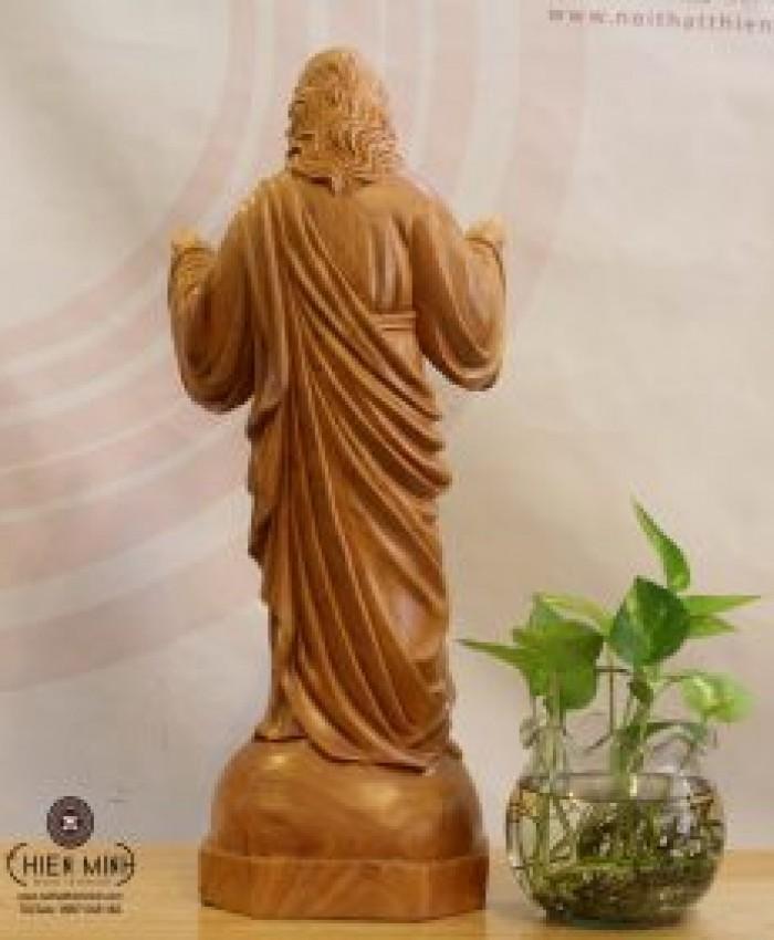 Tuong Thanh Tam Chua Cong Giao