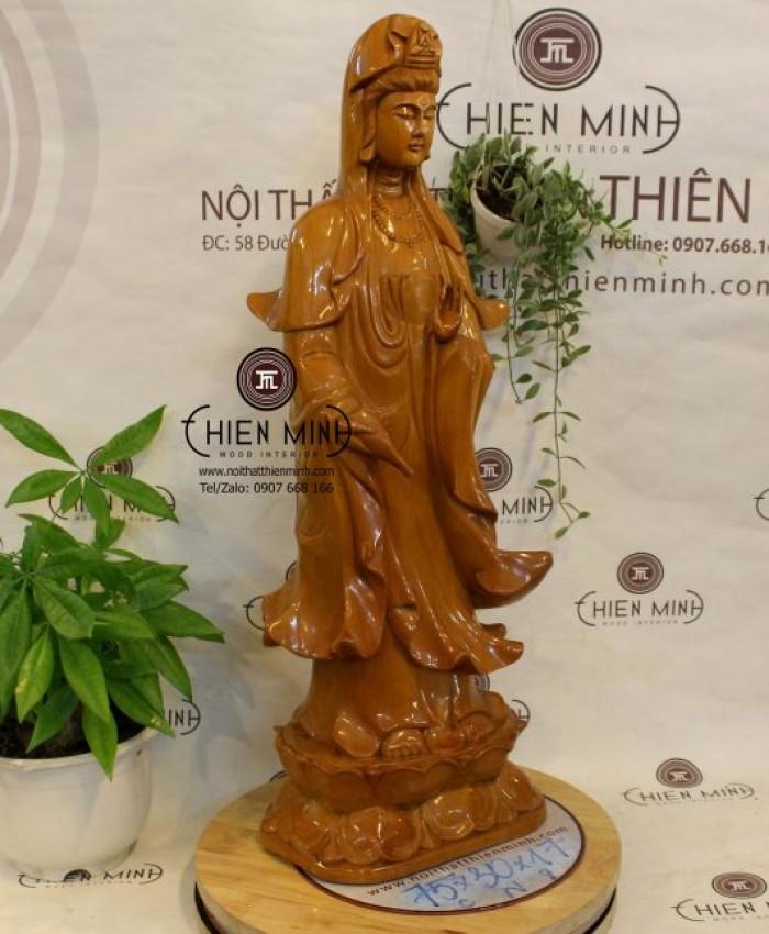 Tuong Phat Ba Quan Am