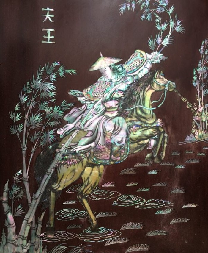 Tranh Kham Thanh Giong
