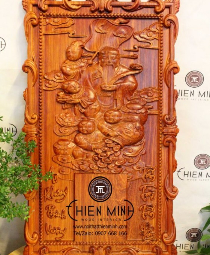 Tranh Lich Phong Thuy A