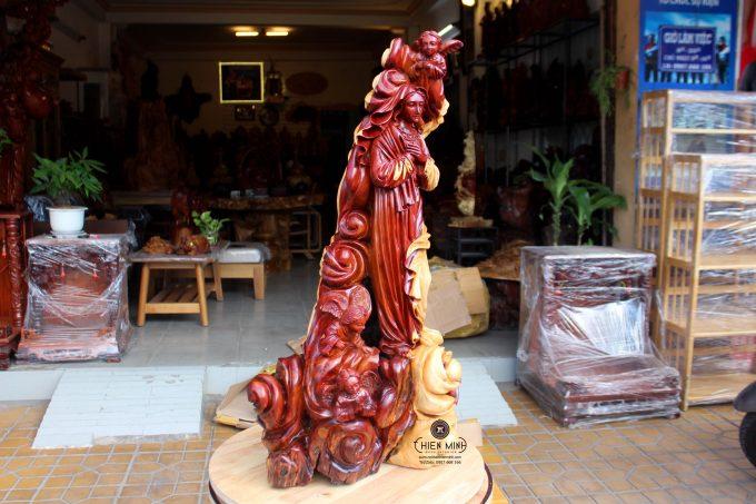Tuong Duc Me Len Troi