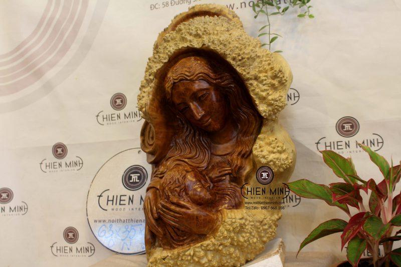 Tượng Thánh Giuse Công Giáo E